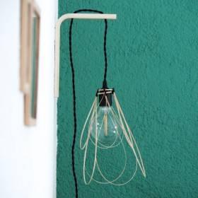 Be Creative #12: una lampada delicata come un fiore