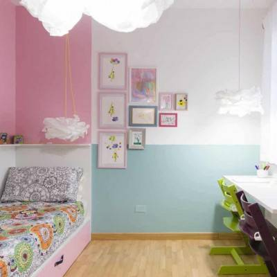 Be Creative #13: una stanza per una bambina che cresce