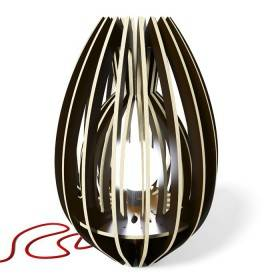 Atelier Osmose le bois: La lampada Calix 48