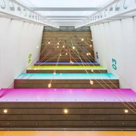 #BeCreative: una banca dallo spirito colorful