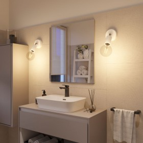 Come scegliere le lampade per il bagno: guida all'acquisto.