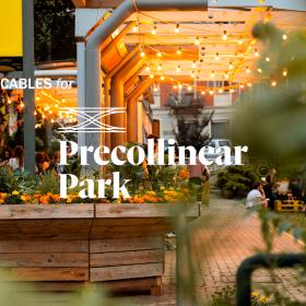 Creative-Cables illumina il Precollinear Park!