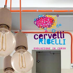 Creative-Cables accende la solidarietà con Cervelli Ribelli