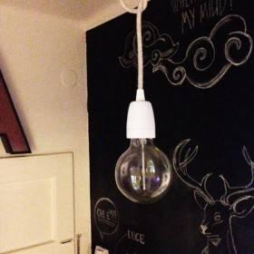Un'installazione semplice per l'ingresso di casa