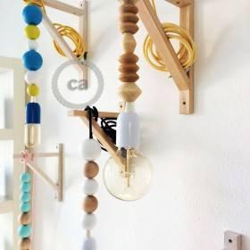 Francesca Crispo per TCIE Store: lampade filo